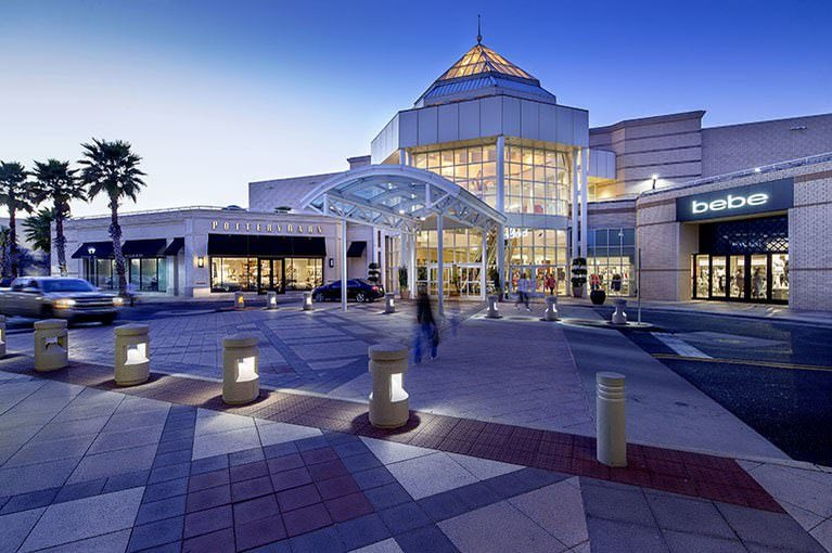 Mall Of Louisiana Shopping Mall In Baton Rouge La